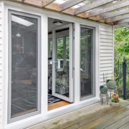 tilt and turn garden doors