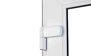 outswing door hinge